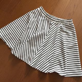 ローリーズファーム(LOWRYS FARM)のストライプ♡ミニスカート(ミニスカート)