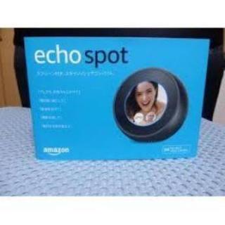 エコー(ECHO)のAmazon Echo Spot ほぼ新品(その他)