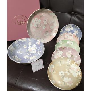 ウノチヨ(宇野千代)のお皿セット(食器)