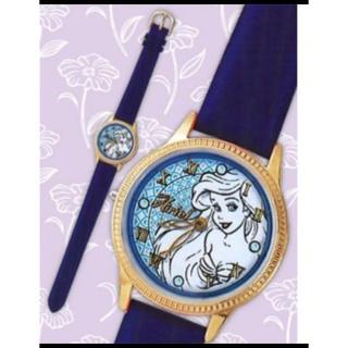 ディズニー(Disney)の最終値下げ!新品 ディズニープリンセスの腕時計 アリエル(腕時計)