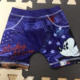 ディズニー(Disney)のミッキー 80cm 水着(水着)