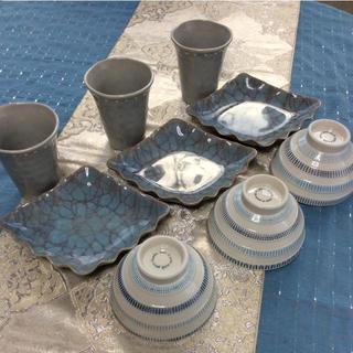 ハサミ(HASAMI)の波佐見焼お茶碗セット(食器)