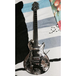 イーエスピー(ESP)のECLIPSE SUGIZOモデル モディファイ(エレキギター)