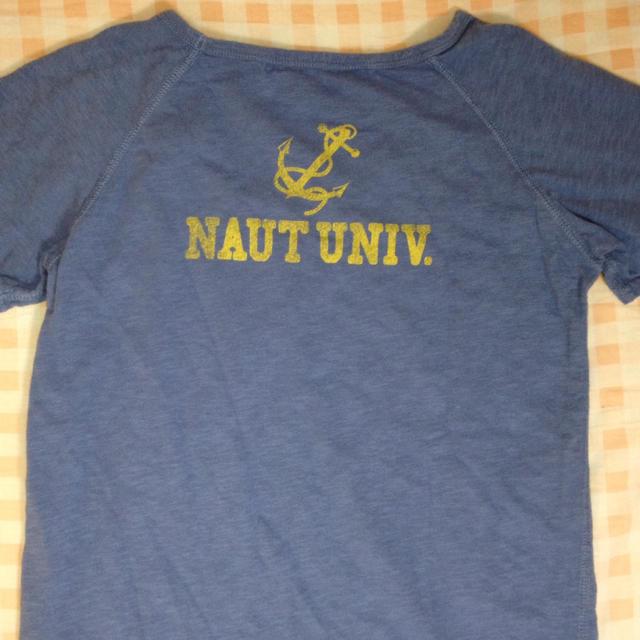THE EMPORIUM(ジエンポリアム)のTHE EMPORIUMカレッジTシャツ レディースのトップス(Tシャツ(半袖/袖なし))の商品写真