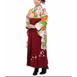 袴セット 卒業式 小学生(和服/着物)