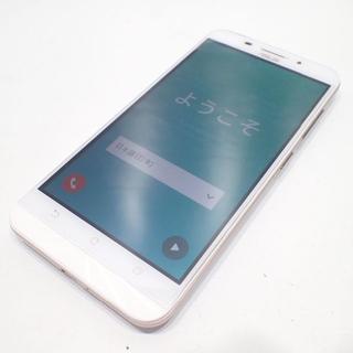 エイスース(ASUS)のD011 ASUS ZenFone Max ZC550KL ホワイト シムフリー(スマートフォン本体)