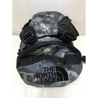ノースフェイス BCベースキャンプ ダッフルバッグ S カモフラ(ドラムバッグ)