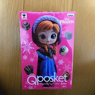 ディズニー(Disney)のディズニー disney Qposket frozen アナ(フィギュア)