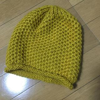 ザラ(ZARA)のニット帽 ZARA(ニット帽/ビーニー)