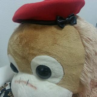 セシルマクビー(CECIL McBEE)のベレー帽セット♡(ハンチング/ベレー帽)