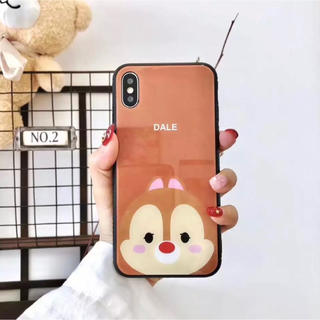 chip'ndale✩୭⋆*iPhoneガラス製ケース