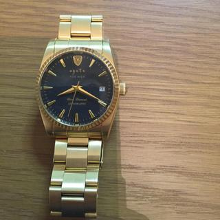 アガット(agete)のアガット メンズ腕時計(腕時計(アナログ))