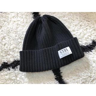 ジェイダ(GYDA)のgyda ニット帽子(ニット帽/ビーニー)