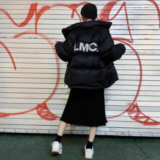 タグ付き LMC  韓国ブランド ペディン  ブラック(ダウンジャケット)
