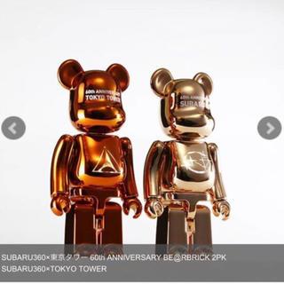 スバル SUBARU360×東京タワー  BE@RBRICK ベアブリック 新品