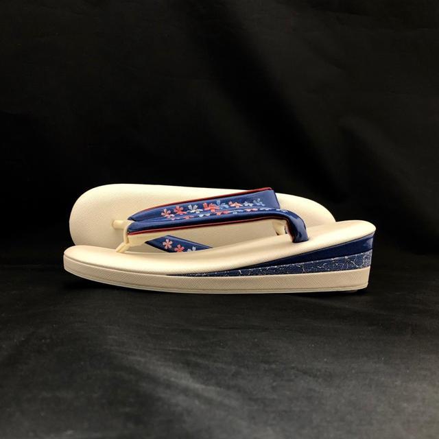草履バッグ セット (新品) #556 レディースの靴/シ���ーズ(下駄/草履)の商品写真