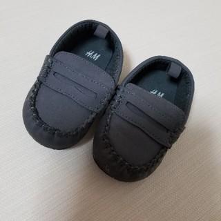 エイチアンドエム(H&M)の11.5-12 H&M こども靴(ローファー)