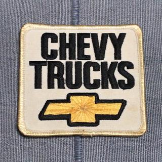 シボレー(Chevrolet)のシボレー ワッペン CHEVY TRUCKS(その他)
