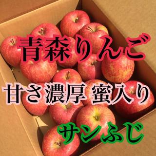 リンゴ 果物 サンふじ 家庭用 最後(フルーツ)