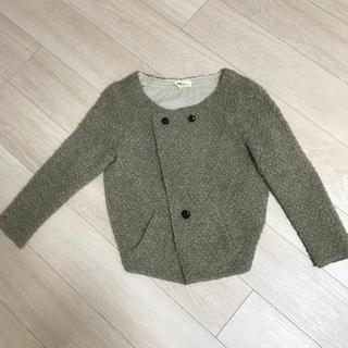 イザベルマラン(Isabel Marant)のIsabel Marant ウールジャケット(ノーカラージャケット)