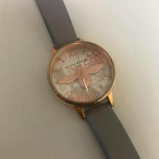 ダニエルウェリントン(Daniel Wellington)の【OLIVIA BURTON】フローラルビー(腕時計)