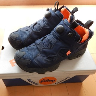 リーボック(Reebok)のReebok insta pump fury tech custom fit(スニーカー)