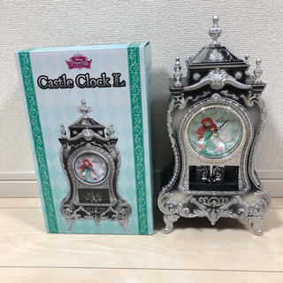ディズニー(Disney)のCastle Clock(置時計)