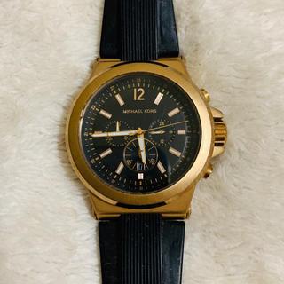 0b62258c1c89 マイケルコース(Michael Kors) 時計(メンズ)(ブラック/黒色系)の通販 ...