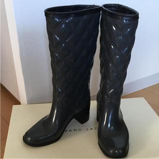 マークジェイコブス(MARC JACOBS)のMARC JACOBS レインブーツ 長靴(レインブーツ/長靴)