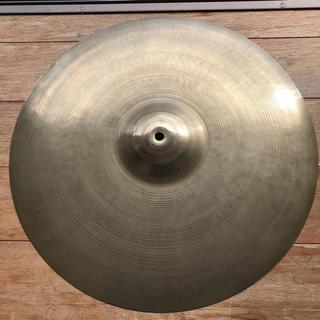 オールドA zildjian 18 ラージホーローロゴ (シンバル)