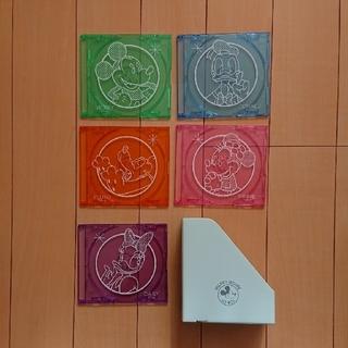 ディズニー(Disney)のディズニー CDケース 10枚セット(CD/DVD収納)