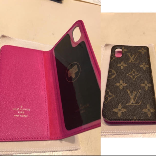 louis iphonex ケース 手帳型 | LOUIS VUITTON - ルイヴィトン iPhone Xの通販 by PAP0buR0f2n2FRA's shop|ルイヴィトンならラクマ