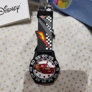 ディズニー(Disney)のディズニー カーズ キッズ時計(腕時計)