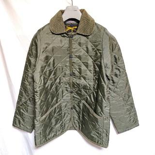 シップス(SHIPS)のSHIPSイングランド製Raincheetahキルティングジャケット(ミリタリージャケット)