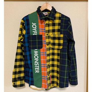 ジャム(JAM)のJAM☆ クレジーチェックシャツ(ブラウス)