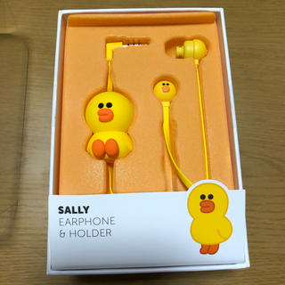 サリー(SALLY)のSALLY イヤフォン(ヘッドフォン/イヤフォン)