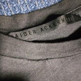 ハイダーアッカーマン(Haider Ackermann)のぶどう様専用(Tシャツ/カットソー(半袖/袖なし))