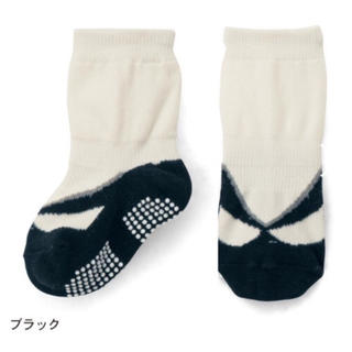 ベルメゾン(ベルメゾン)の草履風 靴下 黒(靴下/タイツ)