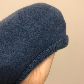 ネストローブ(nest Robe)のmature.haマチュアーハベレー帽(ハンチング/ベレー帽)
