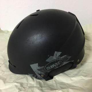 シムス(SIMS)のsims スノーボード ヘルメット SIMS SNOW HELMET(アクセサリー)