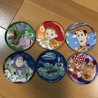 ディズニー(Disney)のトイストーリー コースター 6枚セット(テーブル用品)