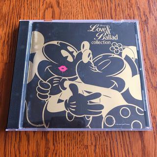 ディズニー(Disney)のLove&Ballad collection   ディズニーCD  (映画音楽)