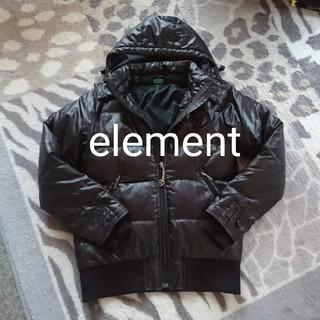 エレメント(ELEMENT)の大幅値下げ◆element ダウンジャケット(ジャケット/上着)