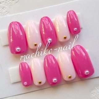 sale♥ネイルチップ ピンク