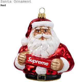 シュプリーム(Supreme)のsupreme Santa ornament(置物)