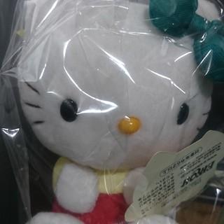 キティ ぬいぐるみ(キャラクターグッズ)