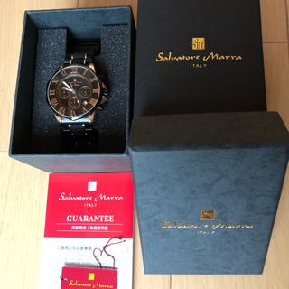 サルバトーレマーラ(Salvatore Marra)のサルバトーレマーラ腕時計 10気圧防水 限定モデル(腕時計(アナログ))