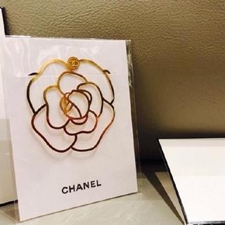シャネル(CHANEL)のシャネル 新品カメリアブックマーク(その他)