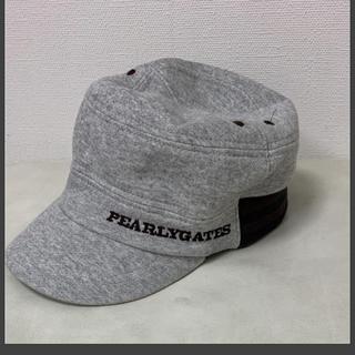 パーリーゲイツ(PEARLY GATES)のパーリーゲイツ PEARLY GATES キャスケット 帽子 キャップ(キャップ)