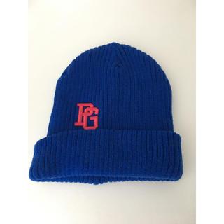 パーリーゲイツ(PEARLY GATES)のパーリーゲイツ ロイヤルブルー ニット帽(ニット帽/ビーニー)